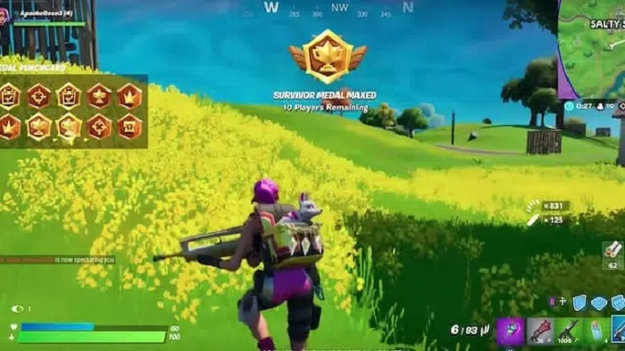 Fortnite: the latest challenges deemed ultra easy by players?