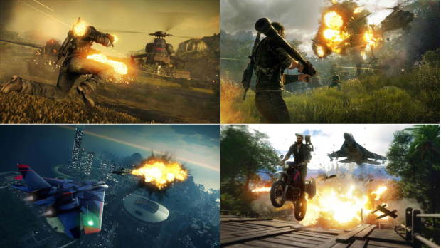 Just Cause 4 Free Download Full Version For PC