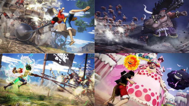 One Piece Pirate Warriors 4 Free Download Full Version