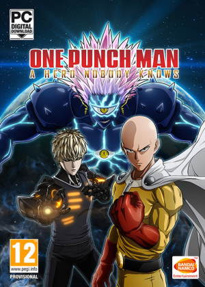 One Punch Man A Hero Nobody Knows Free Download