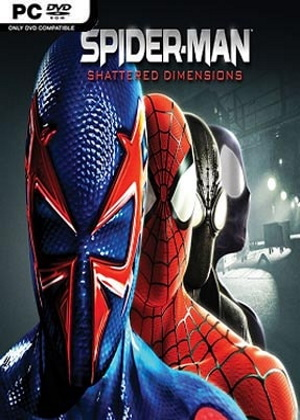 SpiderMan Shattered Dimensions Free Download