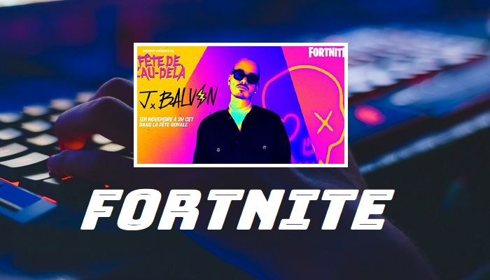 Fortnite: J Balvin will soon have his skin