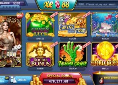 THE XE88 GAME SLOT