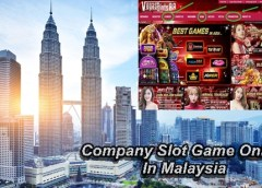 Slot Game Online Company in Malaysia
