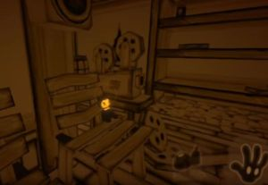 Bendy And The Ink Machine Chapter 1-locations Bendy doll