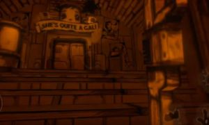 Bendy and the Ink Machine Chapter3-The dropbox