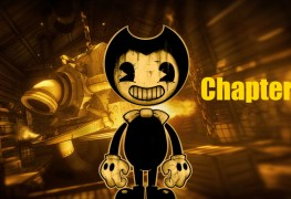 Bendy And The Ink Machine Chapter 5- Final