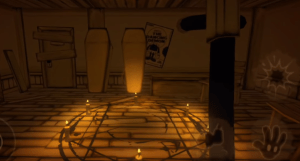 Bendy and the Ink Machine Chapter 1-the ritual room
