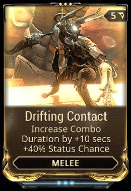 Drifting Contact mod