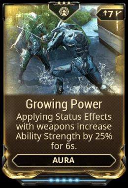 Growing Power mod