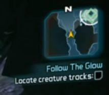 Locate creature tracks2