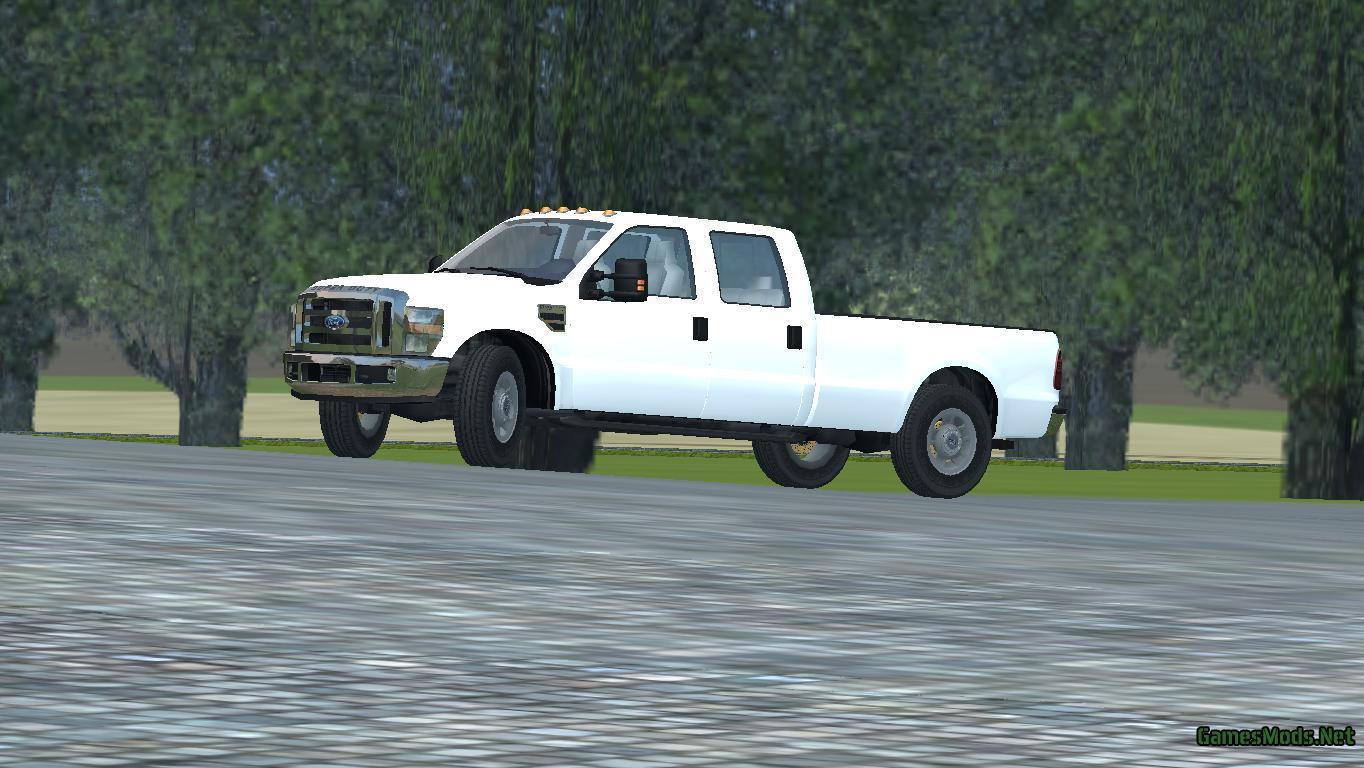 Ford F 350 187 Gamesmods Net Fs19 Fs17 Ets 2 Mods