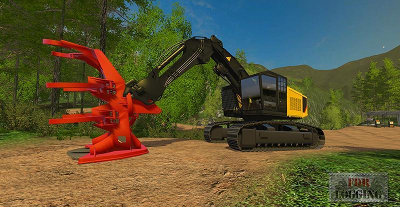 Cat Simulator Excavator