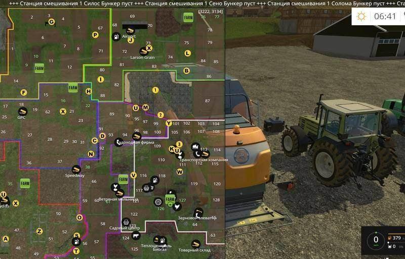 Pleasant Valley 2015 V 20 RUS FS17 CNC FS15 ETS 2 Mods