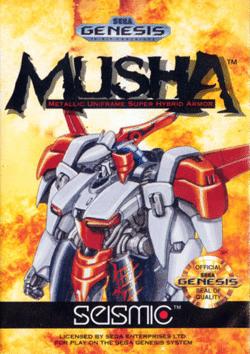 musha sega genesis