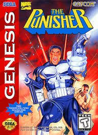 the punisher sega genesis