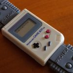 Nintendo Game Boy Watch