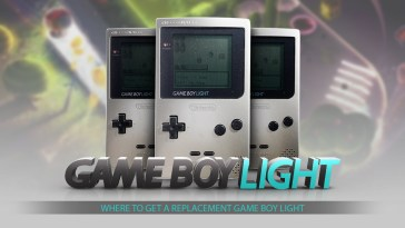Gameboy Light Replacement