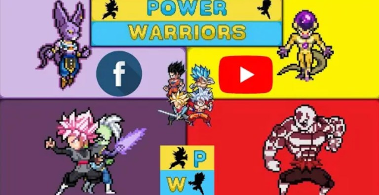Power Warriors 13.0 APK Download With New Characters