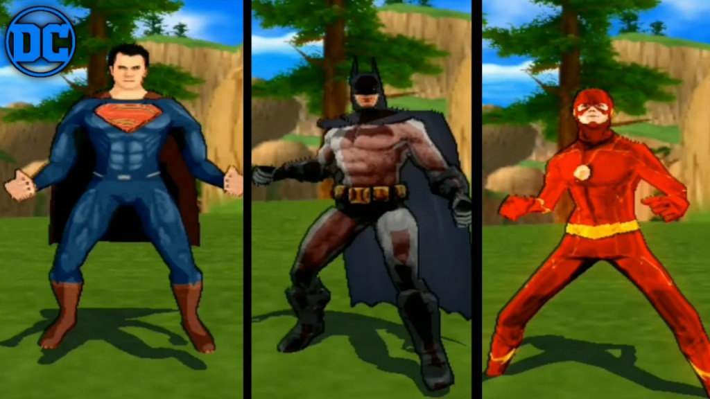 Introduction of All Main Characters in this PS2 MOD