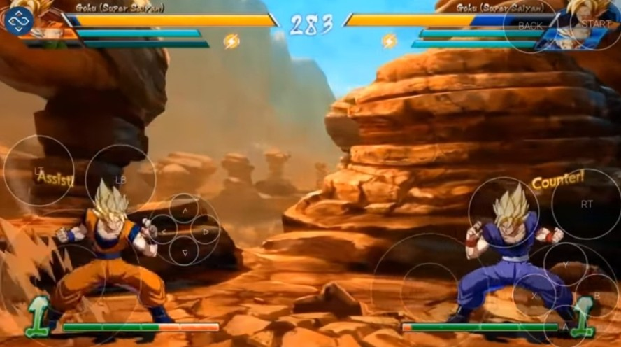 Dragon Ball FighterZ All Characters