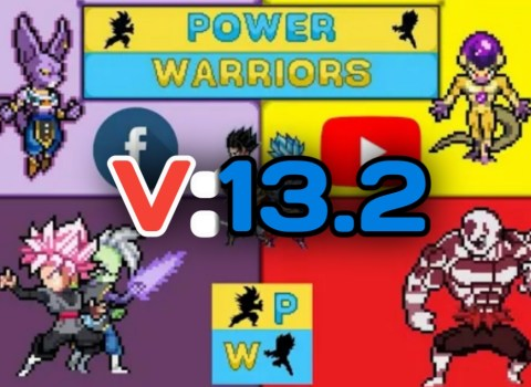 Power Warriors 13.2 APK Download With New Characters