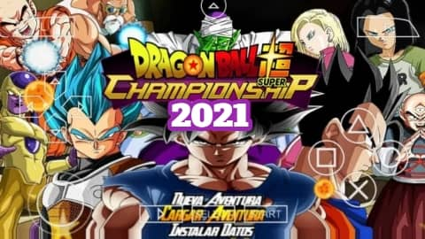 DBZ TTT MOD ISO PPSSPP Download for Android