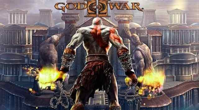God of War 2 PPSSPP ISO File Download for Android