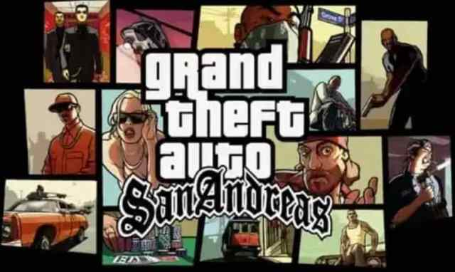 GTA San Andreas APK+Data Highly Compressed for Android