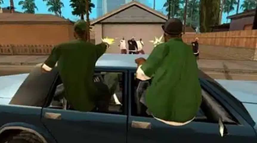 Facts about GTA San Andreas