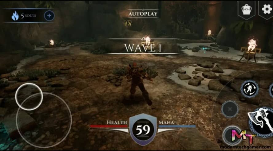 Features of GOW 4