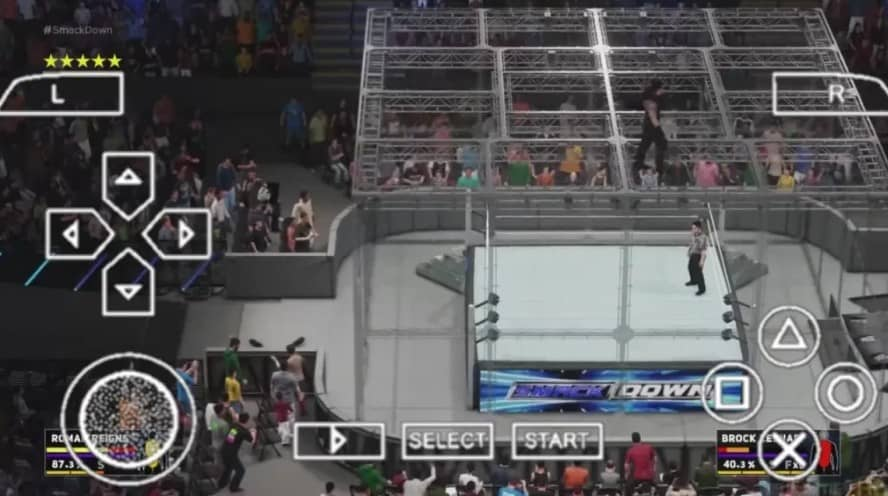About WWE 2K18 PPSSPP