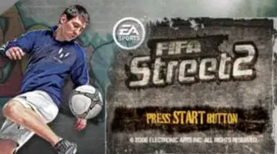 About Fifa Street 2 PPSSPP