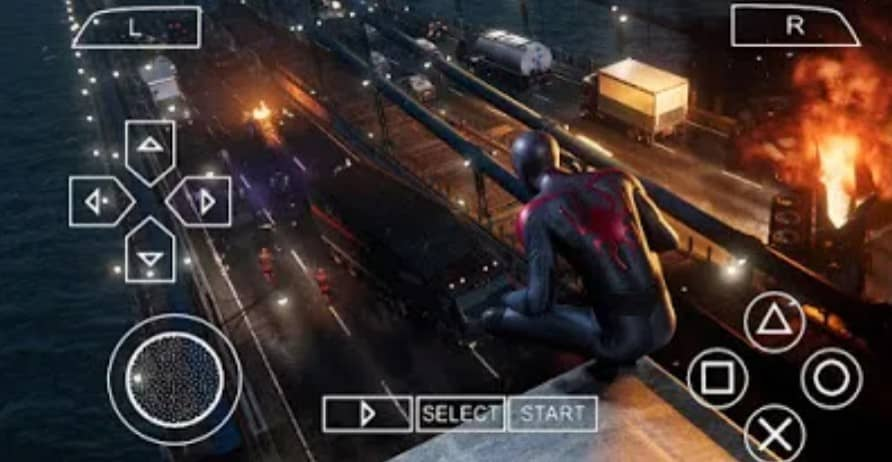 Features of Spider-Man Miles Morales