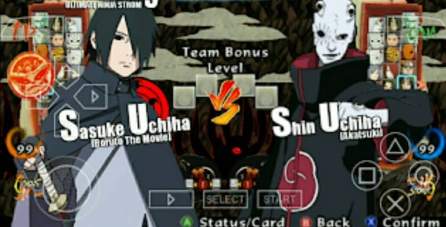 About Naruto Storm 5 PPSSPP