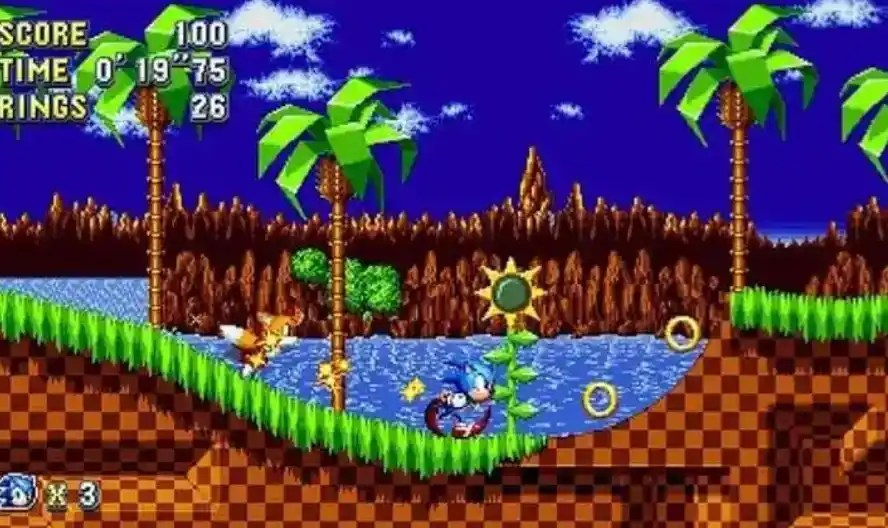 About Sonic Mania Plus Apk