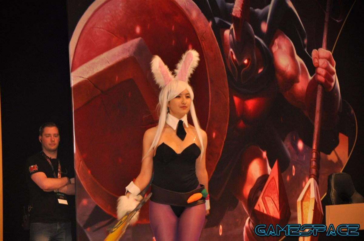 Greek Legends και τα απίθανα cosplay του