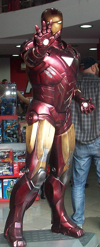 Ironman new