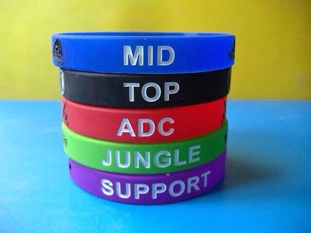 Top, Jungle, Mid, ADC, Support: Πες μου τον ρόλο σου να σου πω ποιος είσαι