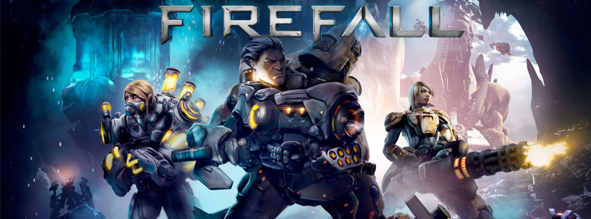 Firefall Cover