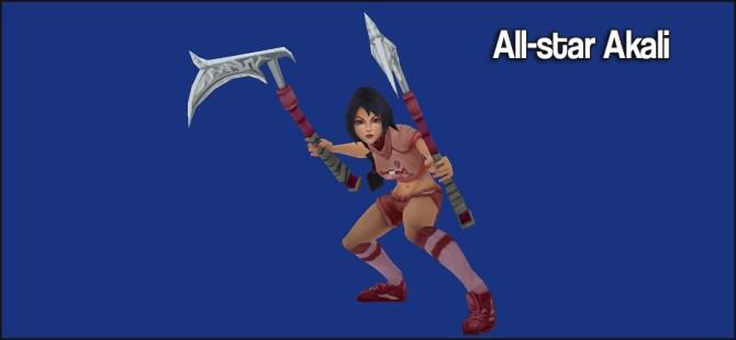 All-Star-Akali