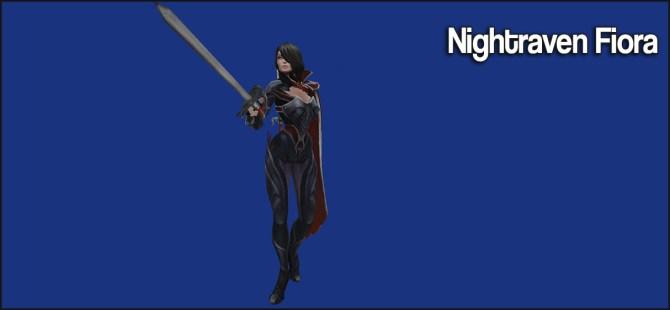 Nightraven-Fiora