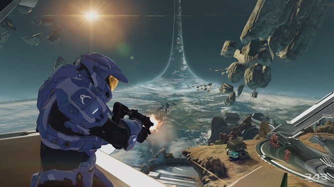 Press-Tour-2014-Halo-2-Anniversary-Ascension-Suppressing-Fire1