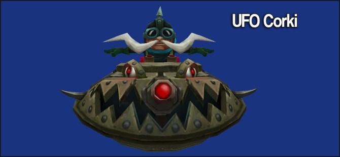 UFO-Corki
