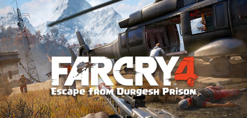 Far-Cry-4-Escape-from-Durgesh-Prison-DLC-Code