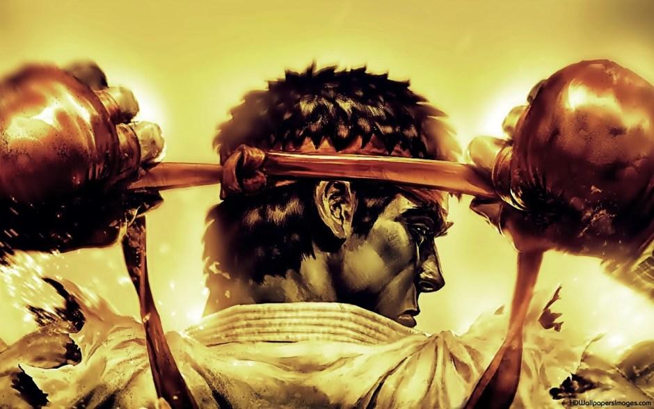 Ultra-Street-Fighter-4-Ryu-Game