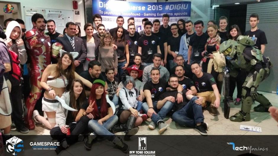Digital Universe 2015 Team
