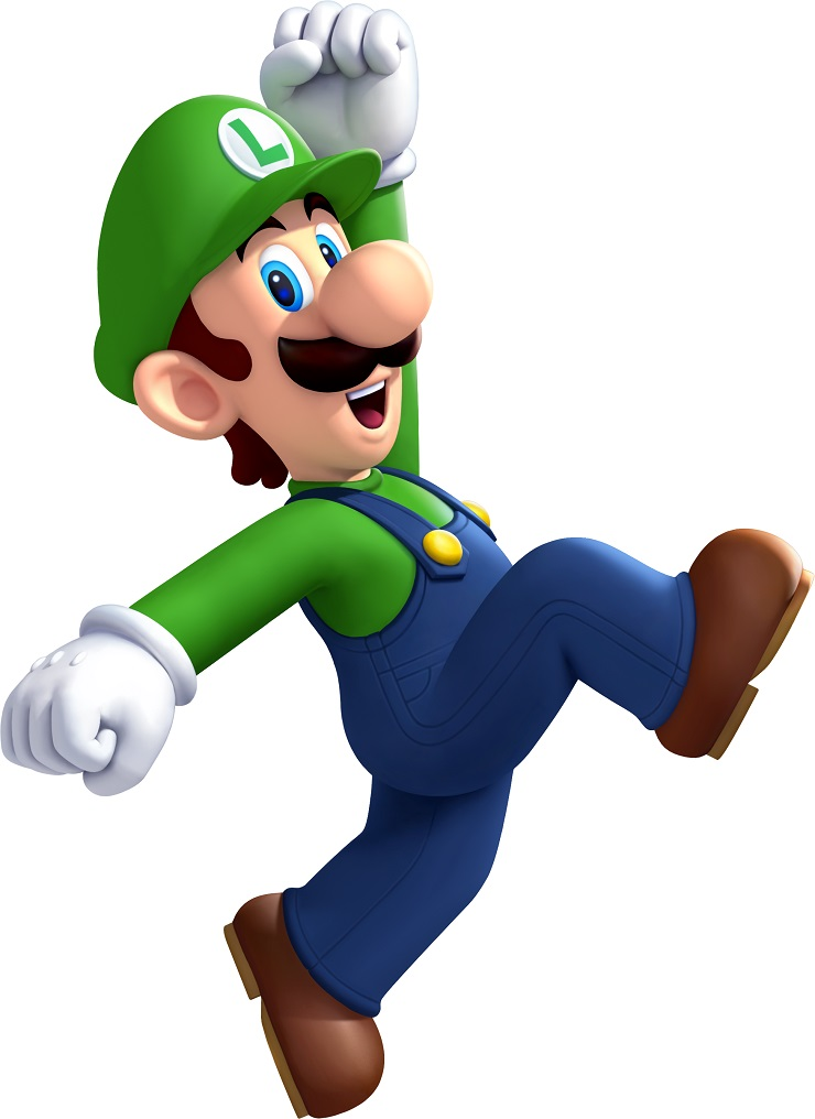Luigi_NSMBU2