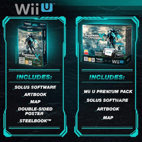 xenoblade chronicles x limited bundle