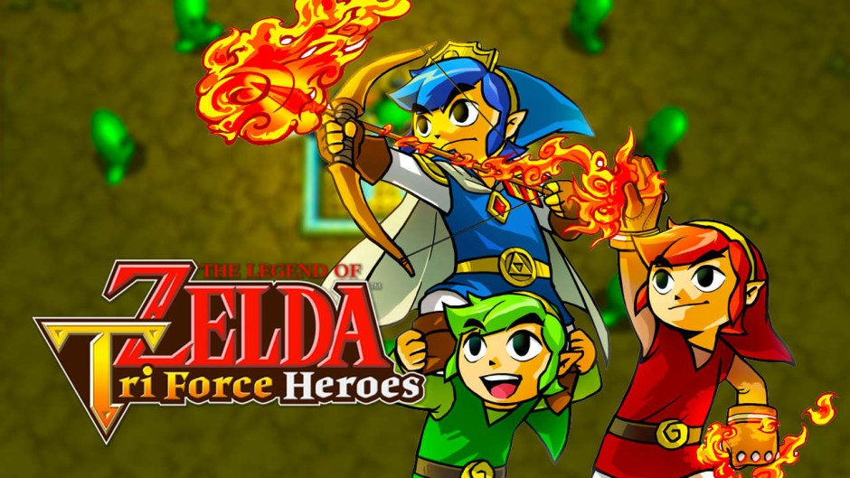 zelda triforce heroes